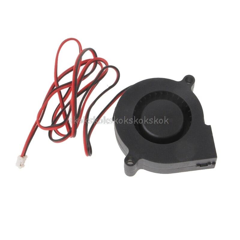 Unterhaltungselektronik Ventilatoren SchöN Dc 12 V 0.06a 5015 50x15mm Projektor Gebläse Kreisel Bürstenlosen Lüfter F02 19 Dropship