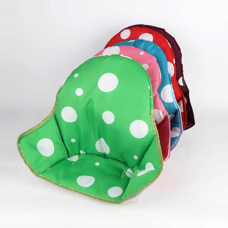 Crianças bebê Crianças Cadeira Alta Capa de Almofada Tapetes Almofadas de Reforço Carrinho de Almofada Do Assento Almofada de Cadeira de Alimentação