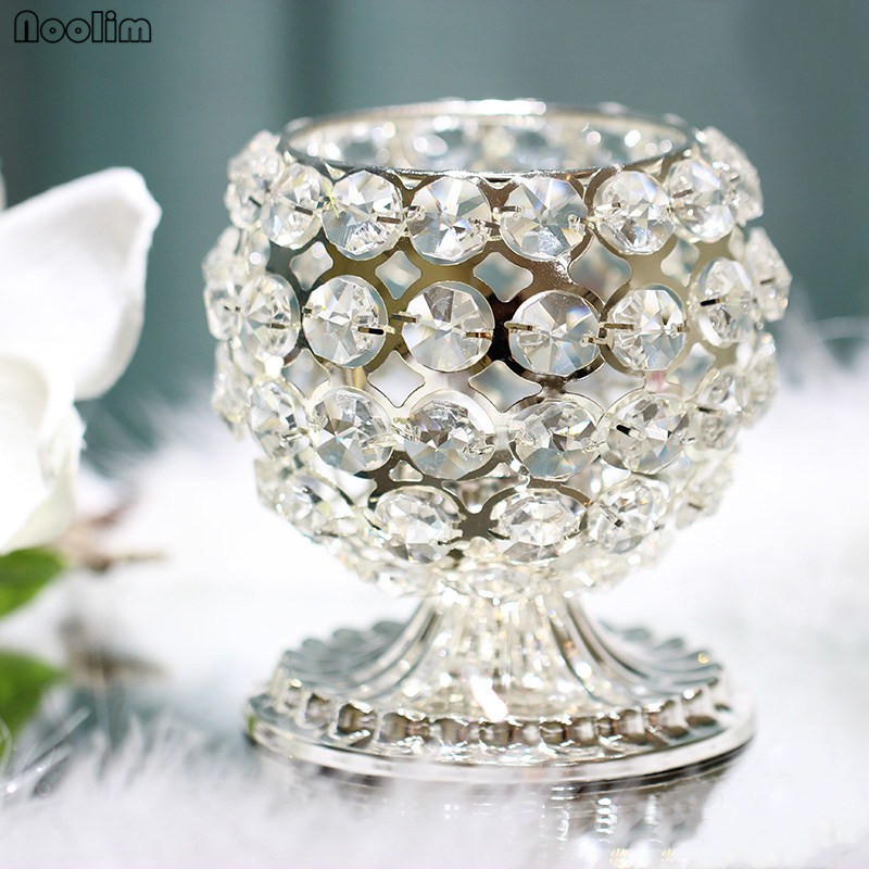Noolim High Quality Crystal Candlestick