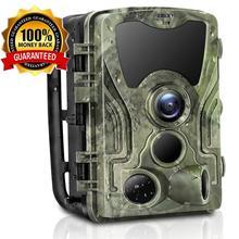 Suntekcam HC-801A Phototrap 16MP Trail Camera IP65 Photo Traps 0.3s Trigger Time 850nm Wild Trap Infrared