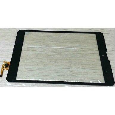 Black New 7.85 TeXet NaviPad TM-7887 3G Tablet touch screen Touch panel Digitizer Glass Sensor replacement Free Shipping new texet tm 7859 x pad navi 8 2 3g tablet touch screen touch panel glass sensor digitizer replacement free shipping