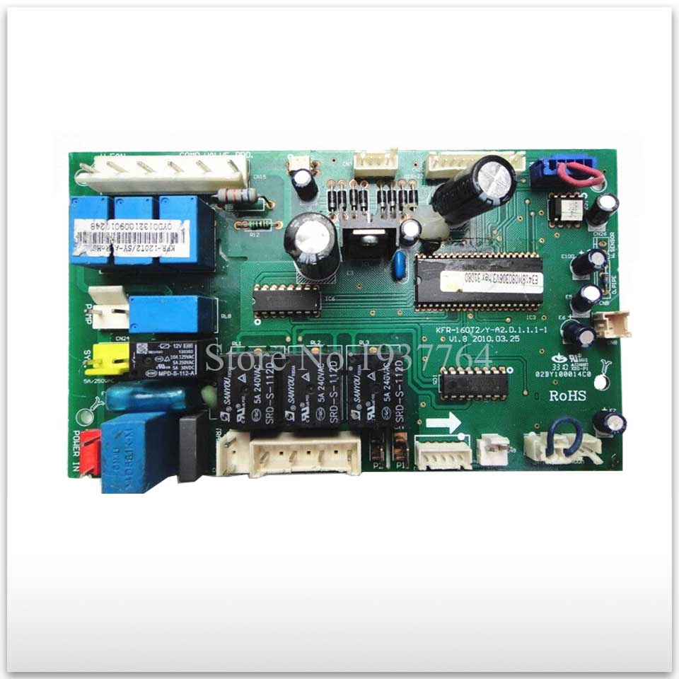 95% new for Mitsubishi Air conditioning computer board circuit board KFR-120T2/SY-A KFR-160T2/Y-A2 good working
