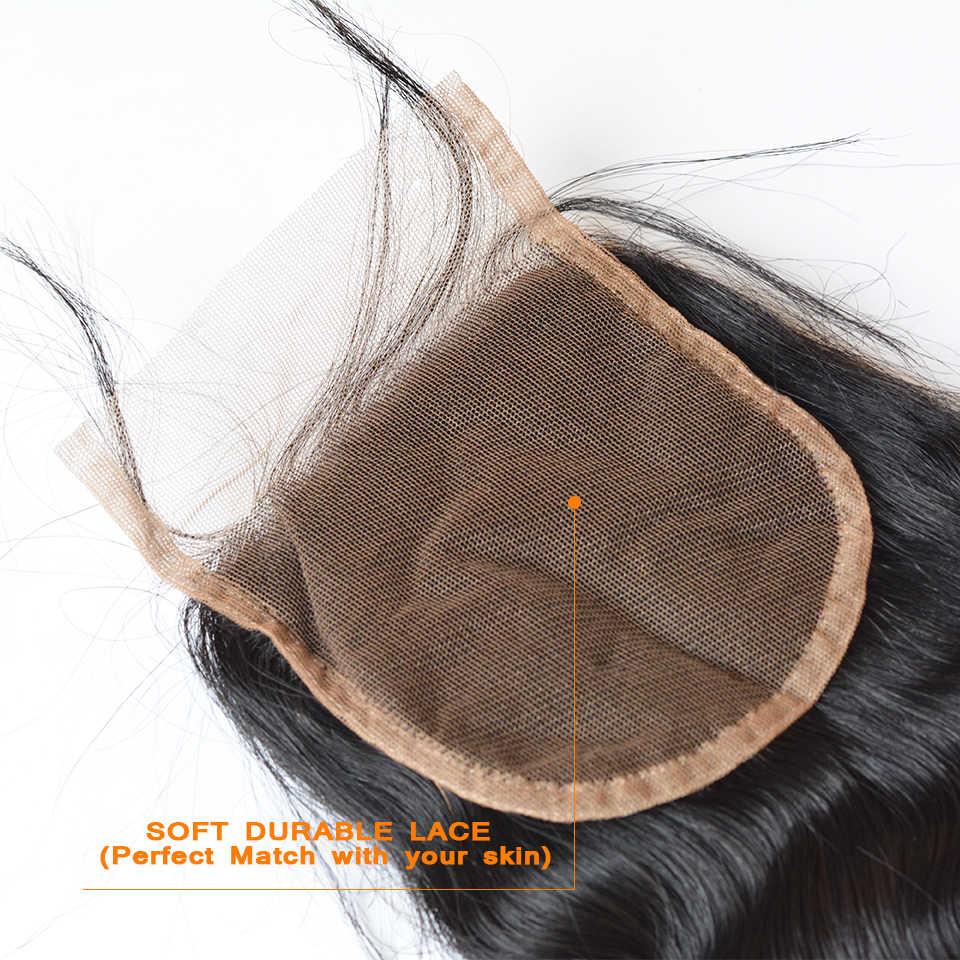 Байси перуанское неплотное переплетение 5*5 швейцарская шнуровка, 100% натуральная волос Бесплатная доставка