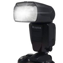 Mcoplus MT-600N I-TTL High Speed Sync 1/8000s Flash Speedlite for Nikon D7100 D7000 D5300 D5200 D3100 D800 D600 D90