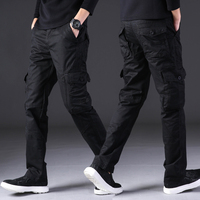 Tactical Pants Men Army Cargo Joggers Sweatpants Streetwear Pantalones Hombre Working Clothes Parkour Military Pants Trousers