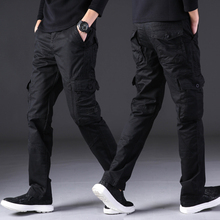Tactical Pants Men Army Cargo Joggers Sweatpants Streetwear Pantalones Hombre Working Clothes Parkour Military Trousers