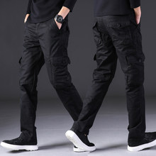 Tactical Pants Men Army Cargo Joggers Sweatpants Streetwear Pantalones Hombre Working Clothes Parkour Military Pants Trousers(China)
