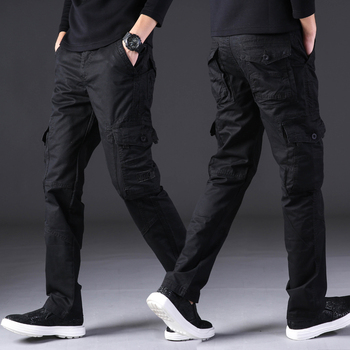 Tactical Pants Men Army Cargo Joggers Sweatpants Streetwear Pantalones Hombre Working Clothes Parkour Military Trousers