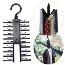 52644d663b7e3 Ajustável 360 Graus Girando Tie Rack Cabide Organizador Do Armário Titular  Multifuncional Cinto Cachecol Gravatas de Qualidade S..