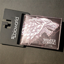 Game of Thrones PU Leather Wallet For Men