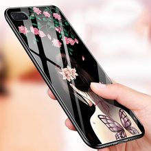 цена на GKK Silicone Case For iPhone 7 Plus 6S 6 Plus 5 5S SE Case Soft TPU Cover 360 Tempered Glass For iPhone 6S 8 Plus X Fundas Coque