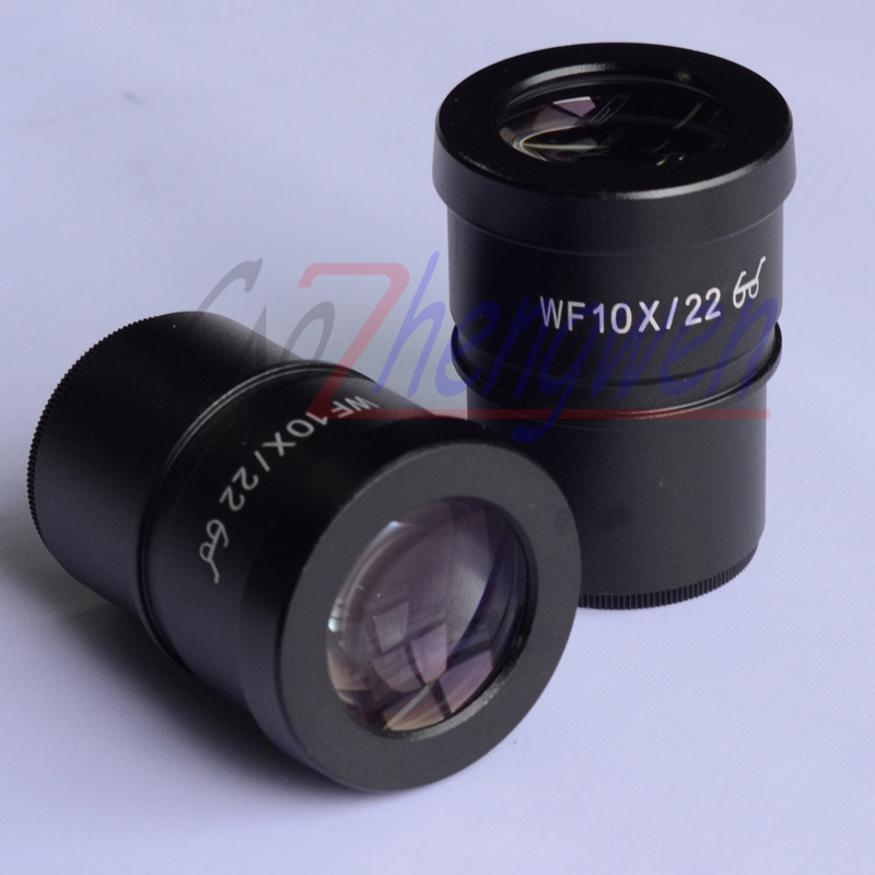 FYSCOPE High Point Wide Field Microscope Eyepiece WF10X/22MM 30mm High Quality Microscope Accessories for Zoom Stereo Microscope