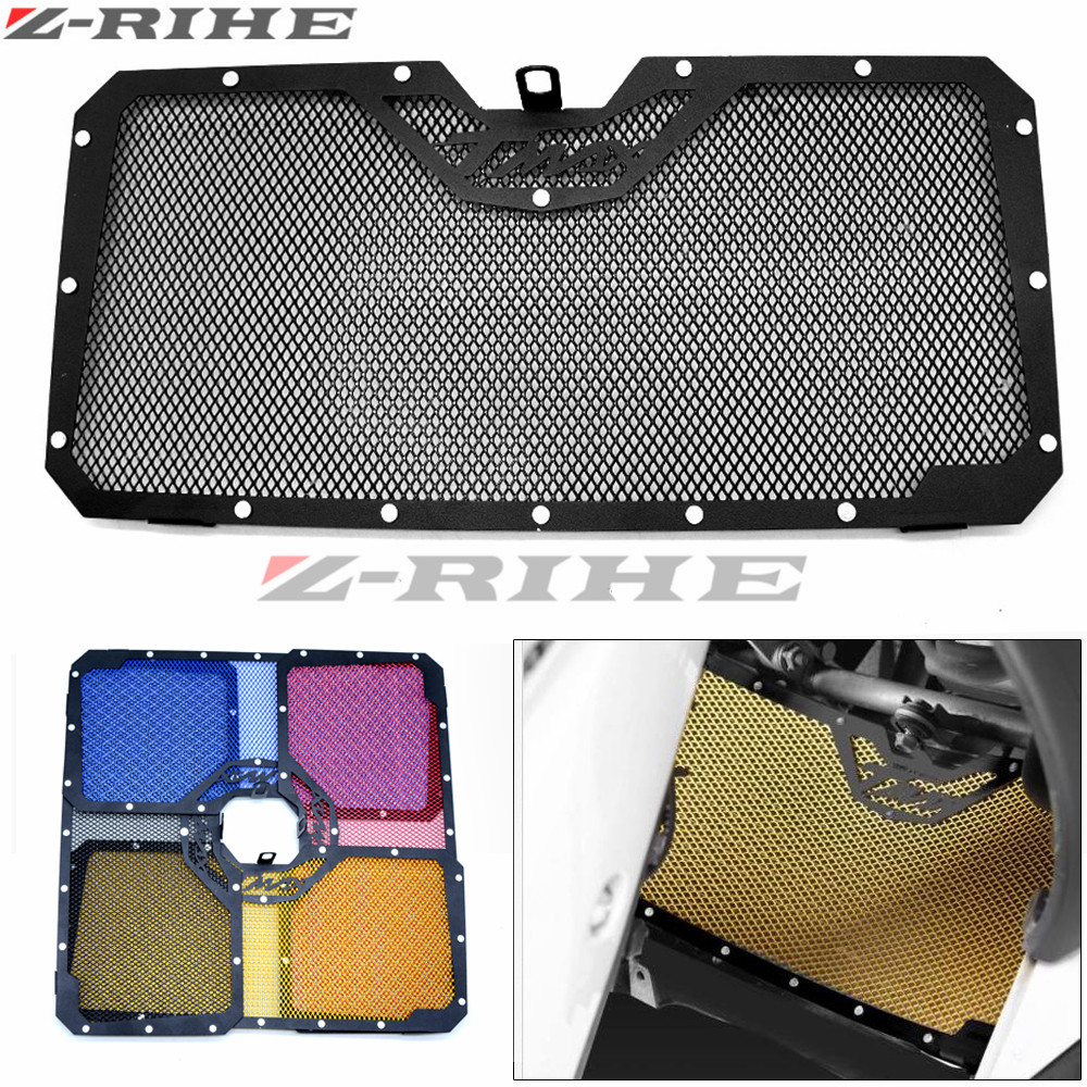 for YAMAHA 4 Colors HIGH QUALITY Motorcycle Radiator Guard Cover Protector Stainless Steel Grille for YAMAHA TMAX530 2012-2016 for yamaha tmax530 2012 2016 2015 motorcycle radiator guard protector grille grill cover stainless steel radiator grill cover