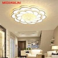 Современные светодиодные люстры для гостиной Спальня столовая focos Led techo домашние Потолочная люстра лампа светильники