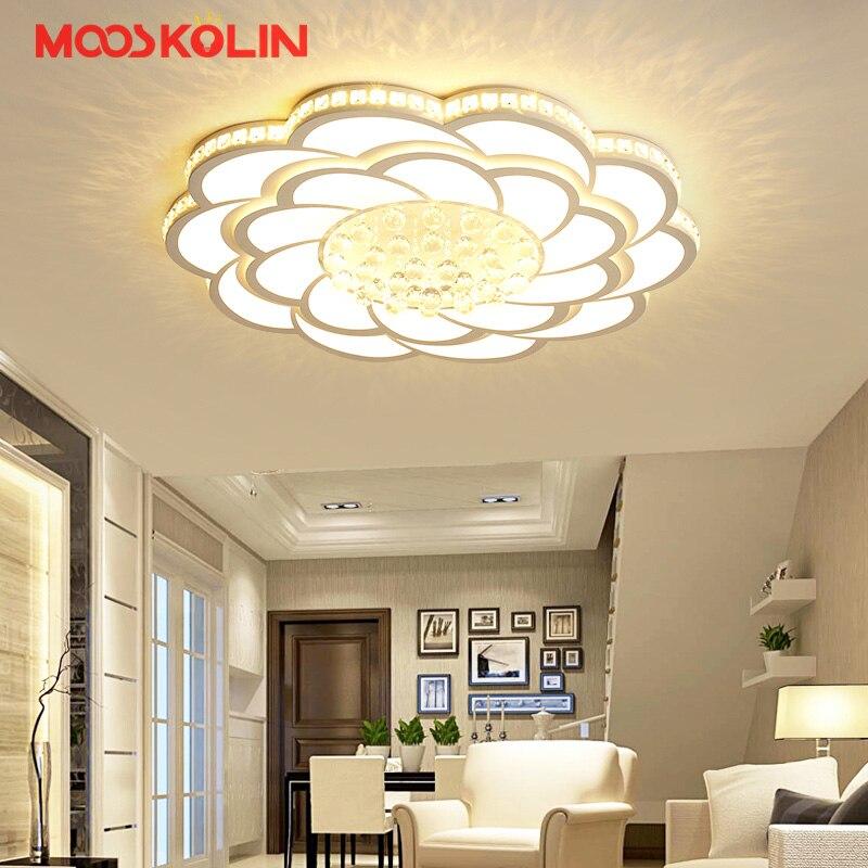 Modern Led Chandelier For Livingroom Bedroom Dinning room focos led techo Indoor Home Ceiling Chandelier Lamp Lighting Fixtures