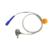 2016 Novo Chegada Novo Sensor de Envoltório Spo2 Nellcor DS 100A Neonatal Do Bebê Macia, 3ft 9 Pinos