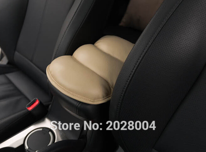 Exterior Accessories Car Armrests Center Console Seat Box Pads Protection Cushion For Nissan Qashqai Tiida Almera Juke Primera X-trail Accessories Automobiles & Motorcycles