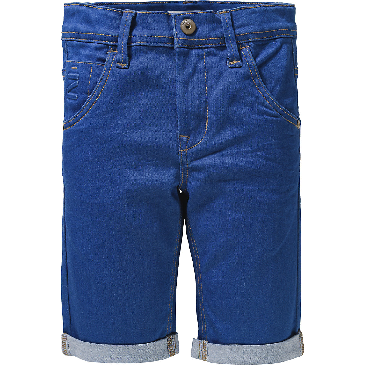 NAME IT Shorts 10227967 for boys and girls child sport for teenagers clothes Cotton Elastic Waist Boys