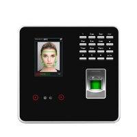 ZK FA200 WiFi Facial & Fingerprint Time Attendance Face recognition Time Clock With Fingerprint Door Access
