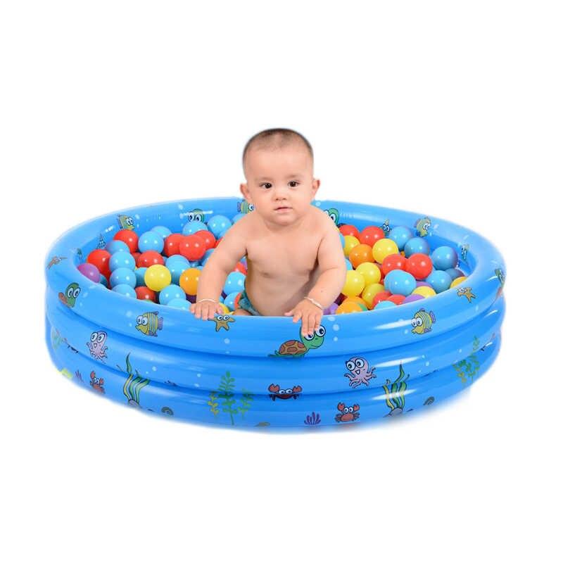 Spelen Tent Opblaasbaar Zwembad Oceaan Ballenbad Pit Ronde Zwembad Indoor/Outdoor Opvouwbare Bad Speelgoed Voor Kinderen Kids baby