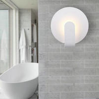 12W COB LED Indoor Wall Lamp Brand New AC110V 220V Bedroom Decorate Sconce Cold White Warm