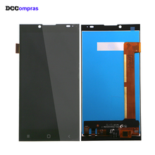 цена на For Prestigio Grace Q5 PSP5506 Duo LCD Display Touch Screen Digitizer For Prestigio PSP5506 DUO LCD Display