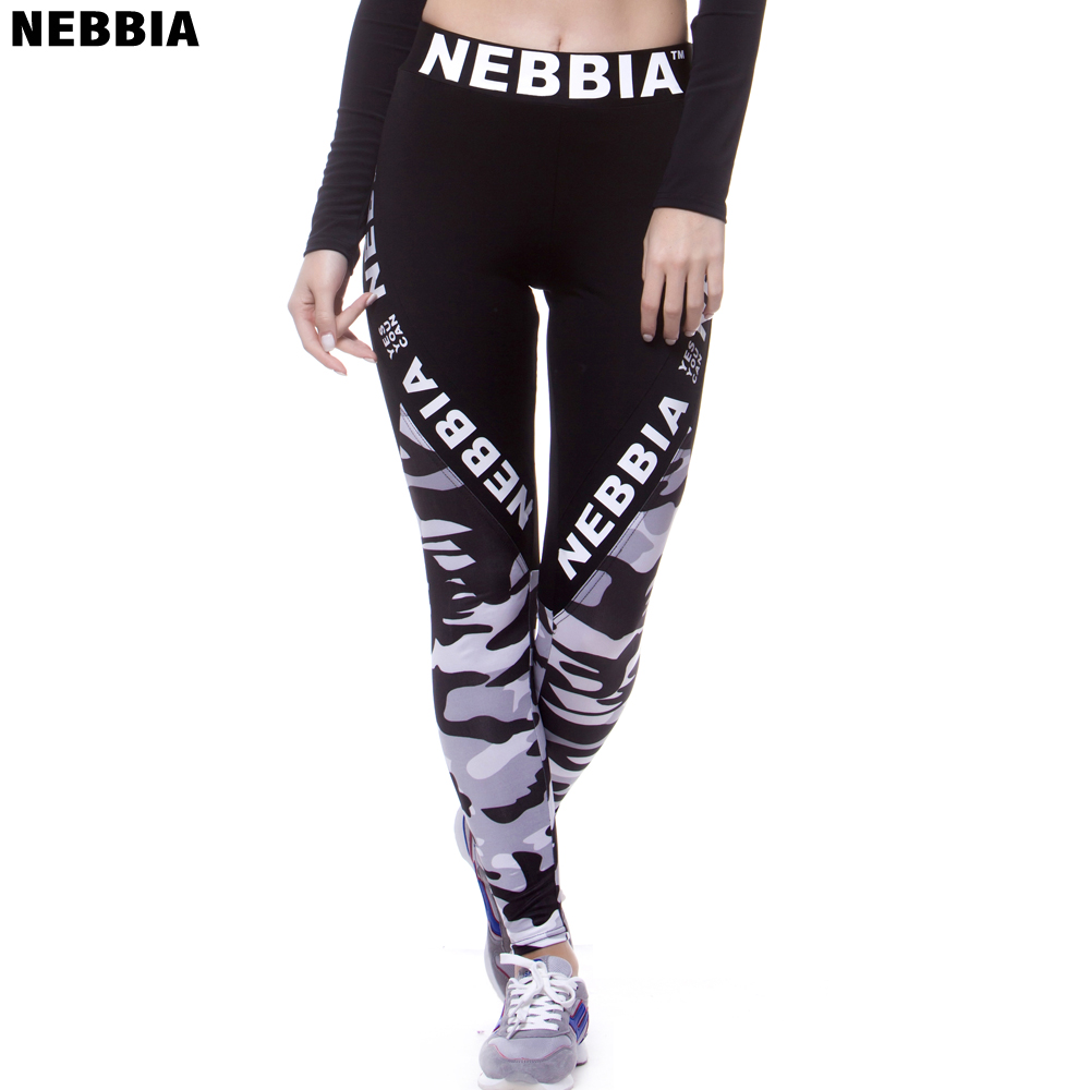 NEBBIA Women Yoga Pants Sports Running Sportswear Stretchy Fitness Leggings Seamless Tummy Control Gym Compression Tights