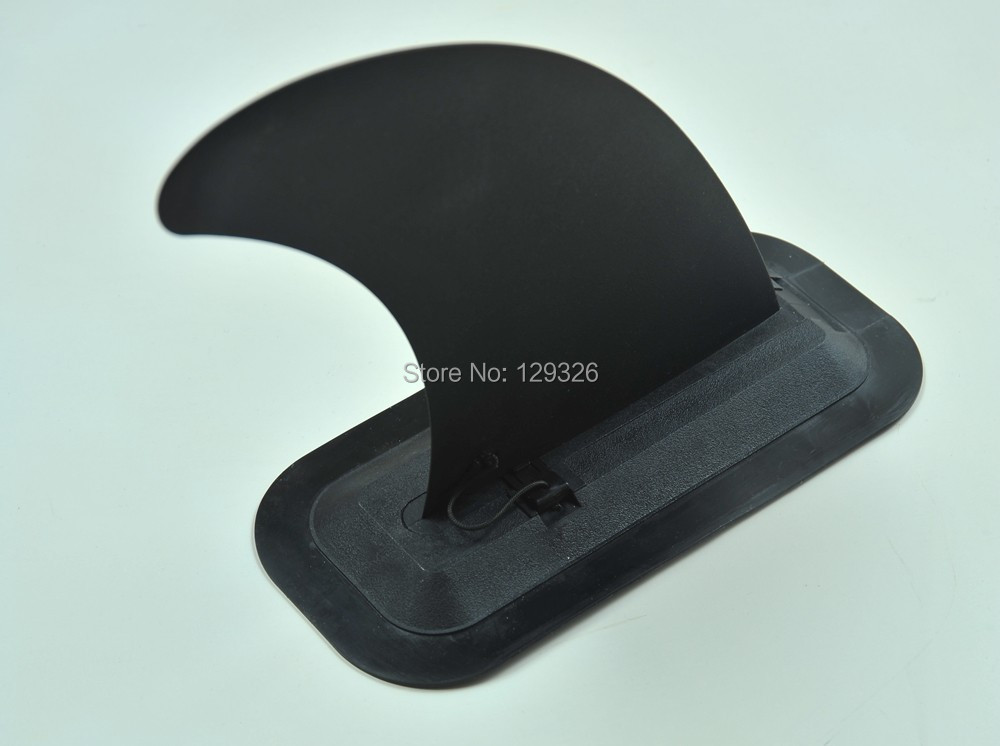 Kayak Accessories Skeg Tracking Fin Integral Fin Mounting Points Board Canoe