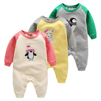 2017 High Quality Bebes Girl Wear 100 Cotton Infant Clothing 0 24M Baby Clothes Baby Boy
