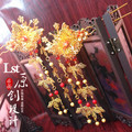 Multidesign Metal Piece or Jade Piece Handmade Hair Stick Vintage Chinese Costume Hanfu Hair Accessory
