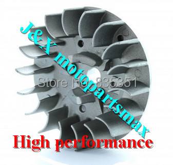 47cc 49cc 2 Stroke Mini Bike Engine Easy Pull Starter Metal Assy With Fly Wheel