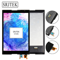 High Quality 8 Black For Lenovo S8 50 Tablet PC LCD Display Screen Touch Digitizer Glass