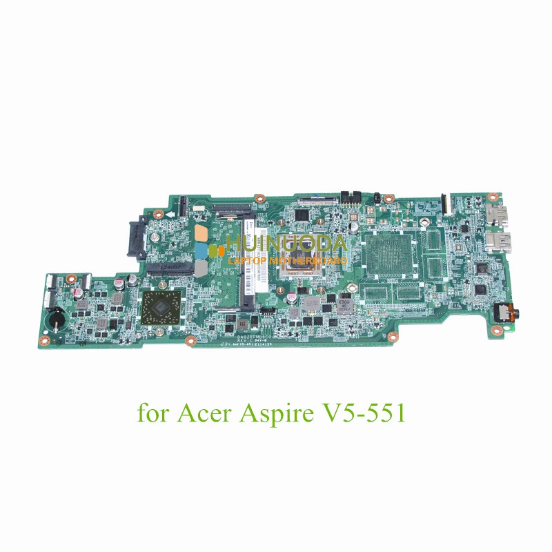 DA0ZRPMB6C0 REV C NBM4311002 NB.M4311.002 For acer aspire V5-551 laptop motherboard DDR3