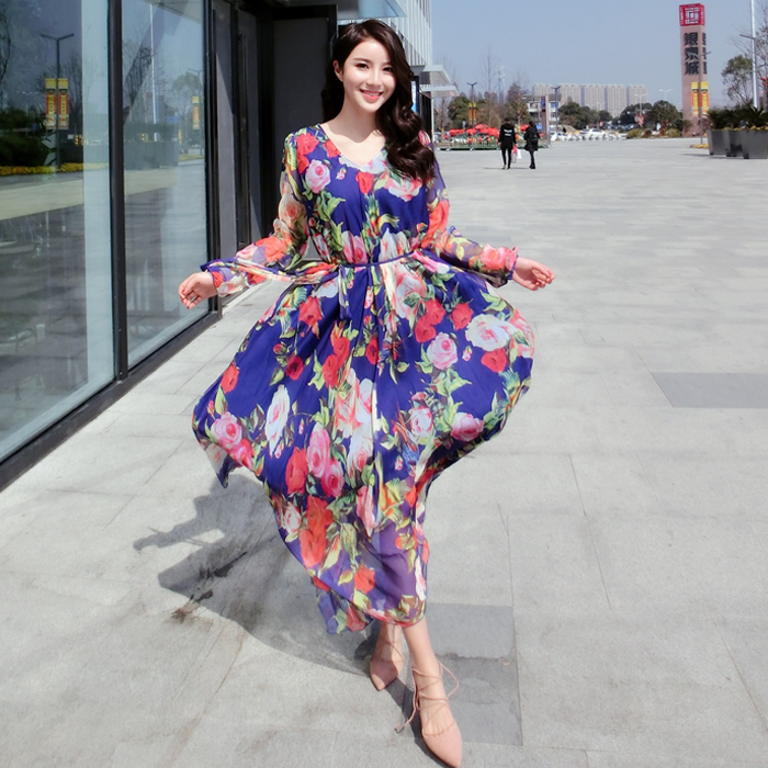 Buy 2017 summer long sleeve lightweight for Plus size hawaiian wedding dresses