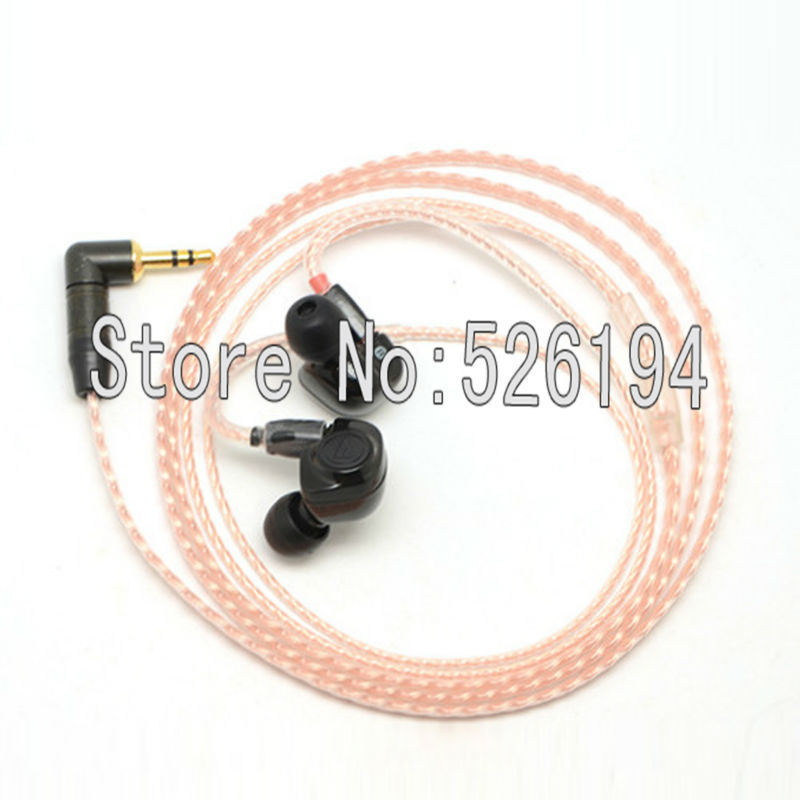 Free shipping 1.2Meter/pieces 5N OFC Upgrade Cable for Audio Technica IM01 IM02 IM03 IM04 IM50 IM70  headphone cable 2016 top quality st01 01 02 cable for digiprog iii digiprog 3 odometer programmer st 01 st02 free shipping