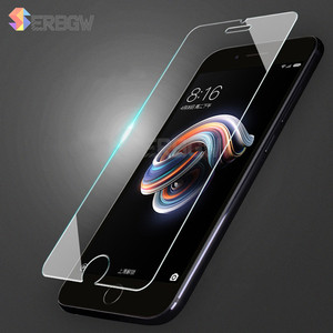 Image 1 - 2.5D 9H Screen Protector Tempered Glass For iPhone 6 6S 7 8 Plus SE 5S 5 X Toughened Glas For iPhone 11 Pro XR XS Max Glass Film