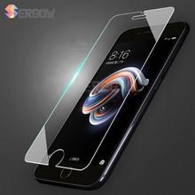 واقي شاشة 2.5D 9H زجاج مقسى لهاتف iPhone 6 6S 7 8 Plus SE 5s 5 X زجاج مقسى لهاتف iPhone 11 Pro XR XS Max