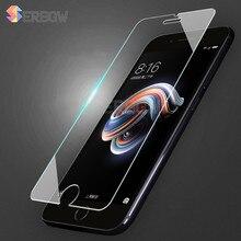 2.5D için 9H ekran koruyucu temperli cam iPhone 6 6S 5S 7 8 SE 4 4S 4 5 X sertleştirilmiş cam için iPhone 11 Pro XR XS Max cam filmi