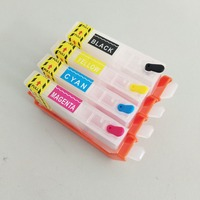 For HP 903 904 905 refillable ink cartridge for HP OfficeJet 6950 6956 OfficeJe t Pro 6960 6970 for HP903 without chip