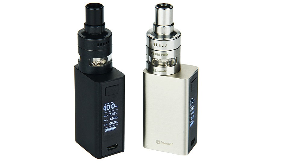 Joyetech eVic Basic with CUBIS PRO Mini Kit - 1500mAh1