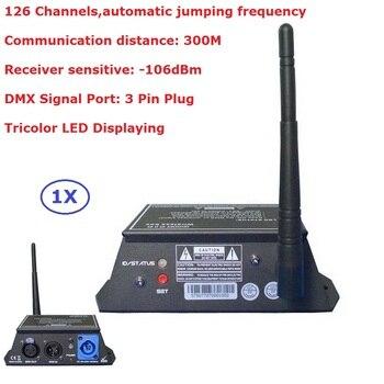 2.4G Wireless DMX 512 Controller Transmitter Receiver LED Display DMX Controller Repeater Disco Light Led Par Light Controller rasha 1pc wireless transmitter dmx wifi wireless transmitter for led battery powered wireless led par light new model