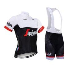 2019 команда для пеших и вело походов одежда 9D гелевые шорты трикотажный комплект для велоспорта Ropa Ciclismo Мужские pro Maillot Culotte одежда