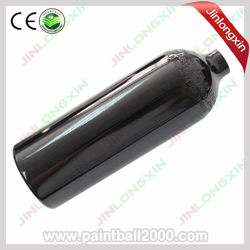 SPUNKY Paintball 0 8L 20oz Co2 Tank Cylinder