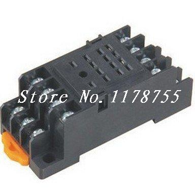 цена на Lot 20pcs Omron PYF14A Mini Relay Socket Base For MY4NJ HH54P