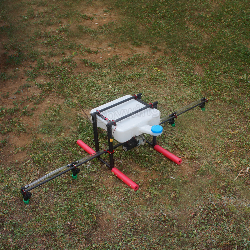 10KG/10L spray pump agriculture Spraying Gimbal System with carbon tube landing gear for Agricultural agriculture drone