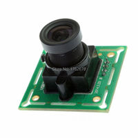 6pcs 32x32mm Cheap Usb Camera Module Omnivision OV7725 Cmos VGA 640 480 2 1 2 8