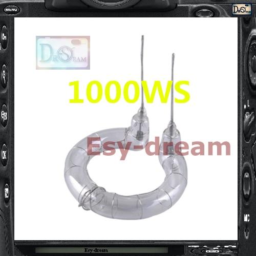 1000WS Flash Tube Ring Lamp Bulb For Godox Oubao Jinbei Nice Photo Studio Flash Strobe Lighting fugsame 704 u light bulb car flash lamp motorcycle strobe tube