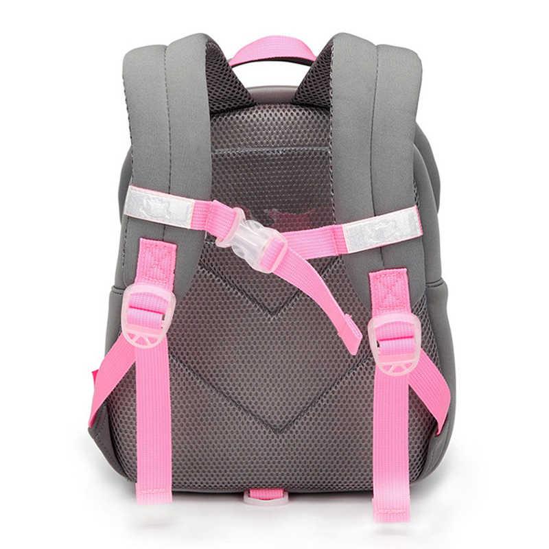 34dfa9396551 ... 2019 New Fashion Children School Bags for Girls Boy 3D Elephant Design  Student School Backpack Kids ...