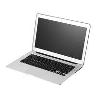 Тетрадь ноутбуки ultra slim i5 5200u ЦПУ 13.3 дюймов металлический корпус 8 ГБ ОЗУ 120 ГБ SSD Wi Fi Bluetooth с подсветкой клавиатура бесплатная доставка