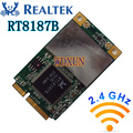 Realtek RTL8187B MINI PCIe placa de rede sem fio 802.11b / g RTL8187